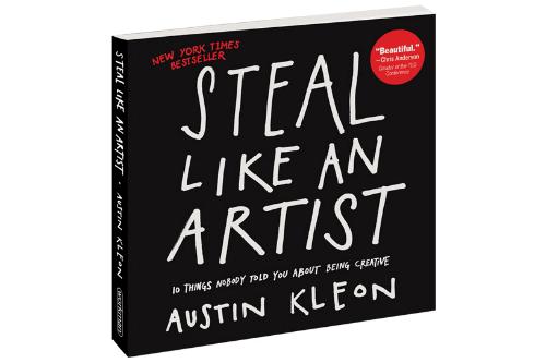 CXR Recommends: Steal Like An Artist