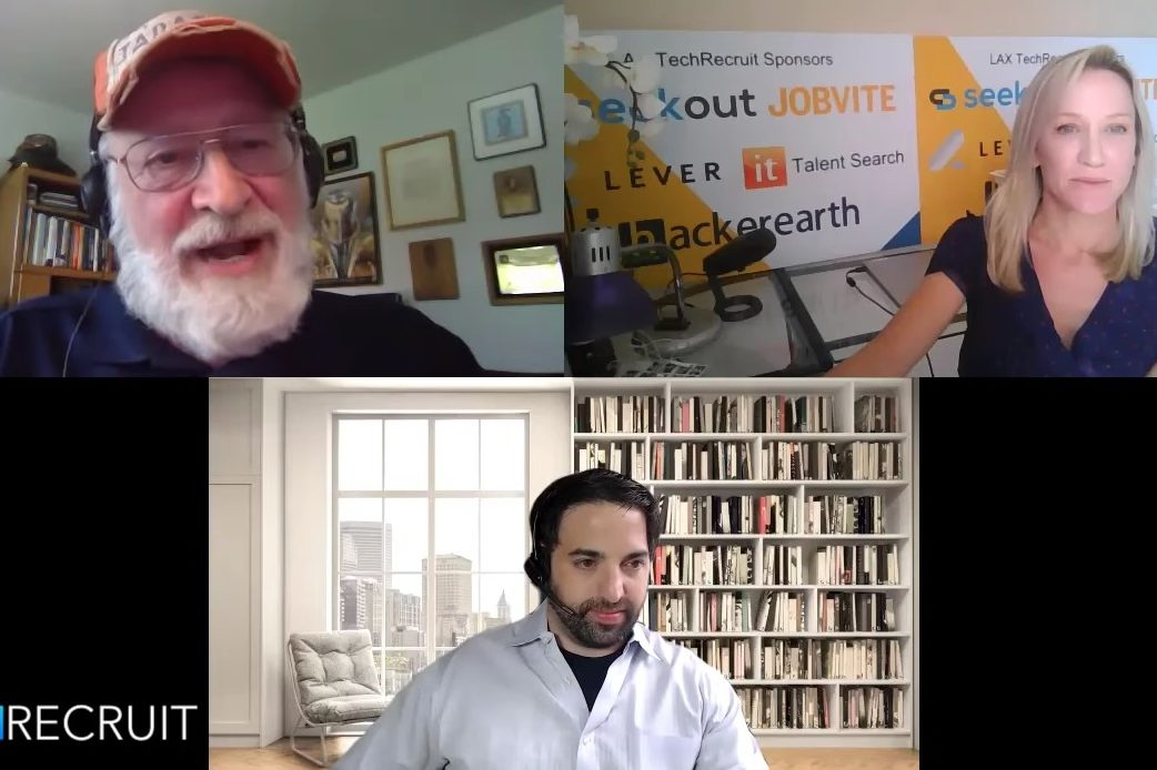 Guest Show: Job Search Like a Recruiter